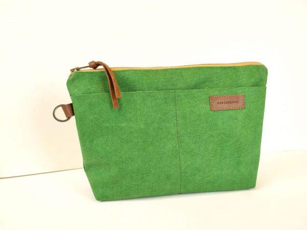 Bolsa-organizadora-verde-esmeralda-vista-frontal