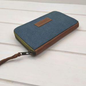 wallet leather base