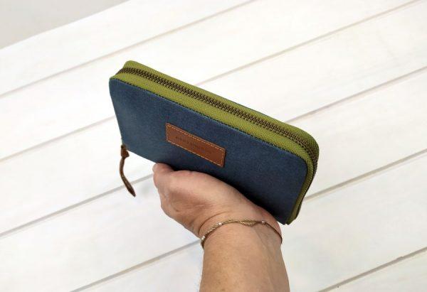 wallet zipper