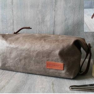 convertible dopp kit bag full view