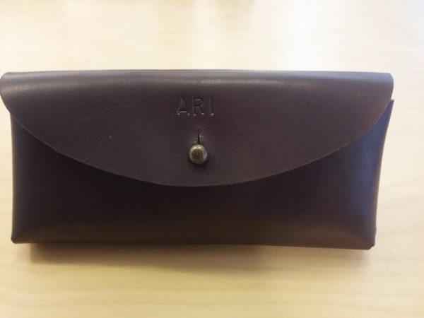 glasses case personalization