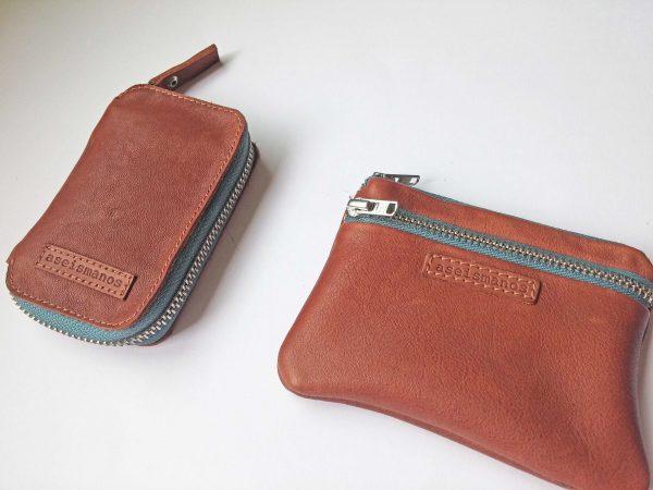 wallet and keyring close view