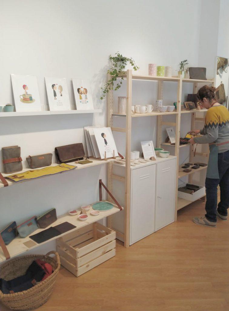 prints and ceramics