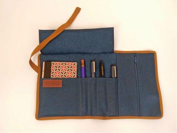 open pencil case