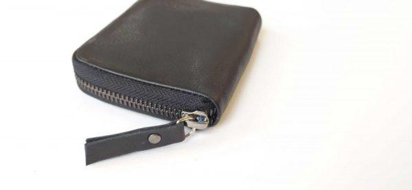 wallet zipper and zip pull