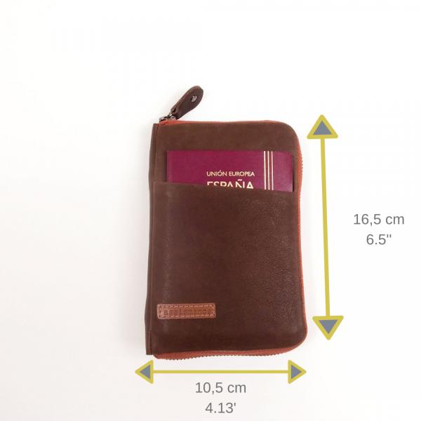 dimensiones de la cartera