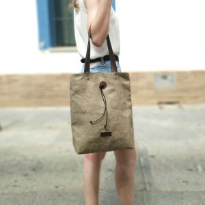 bag front view