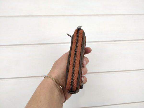 showing top zipper
