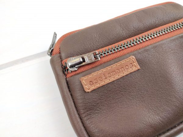 leather close view