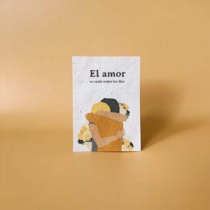 El amor design