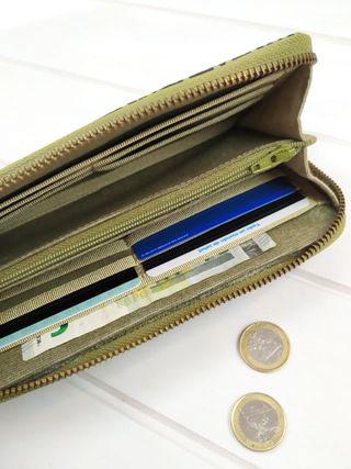 aseimanos wallet interior