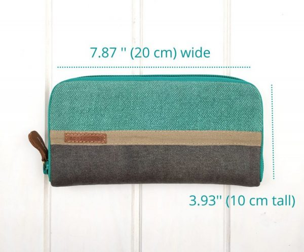 aseismanos wallet dimensions