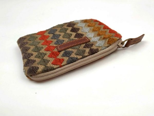 keyring pouch fron one side